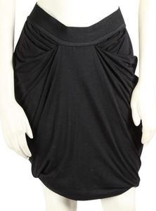 All Saints Jersey Draped Elise Skirt Size 4